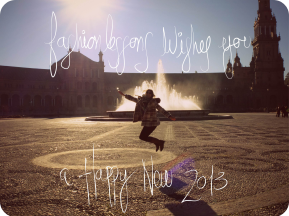 Happy New Year from Fashionlessons