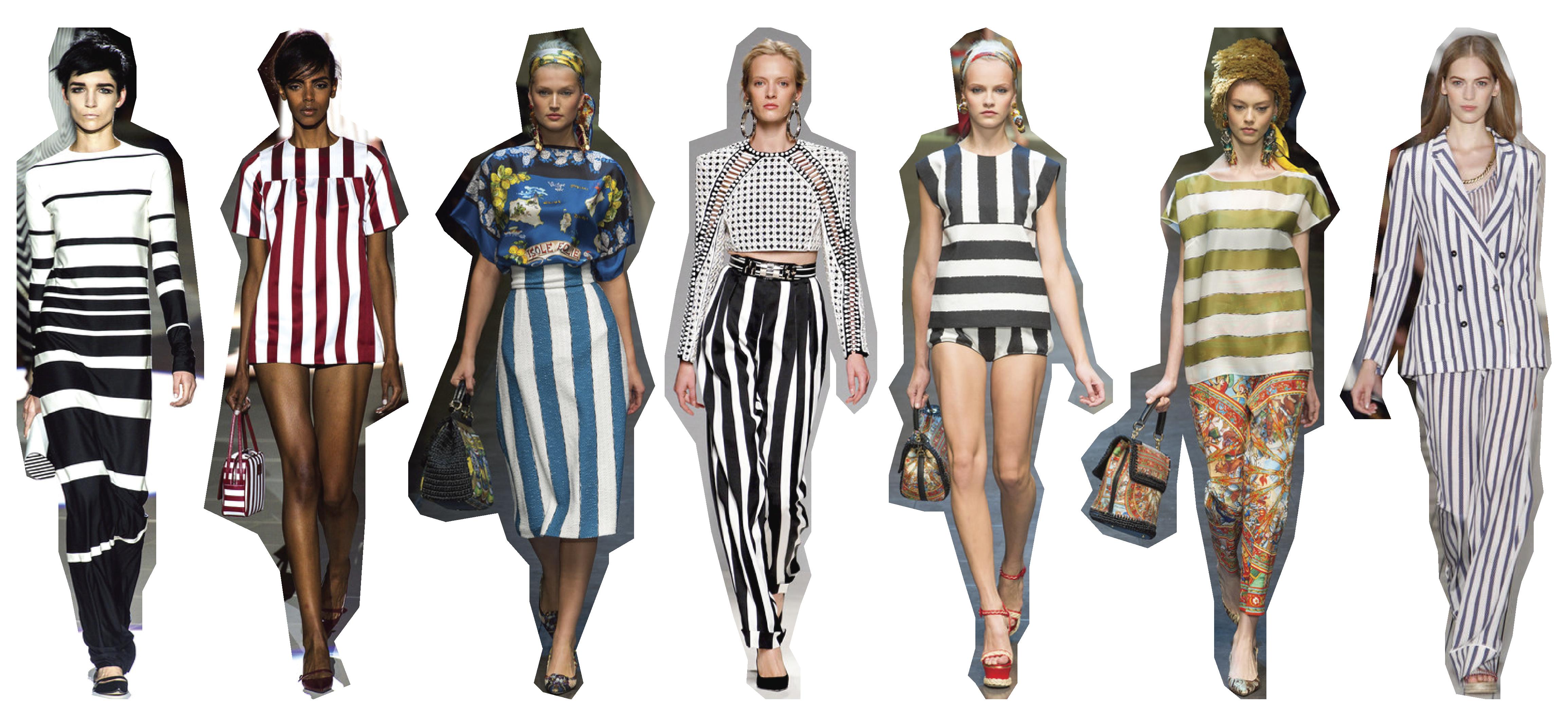 Spring 2013 trends Stripes-01