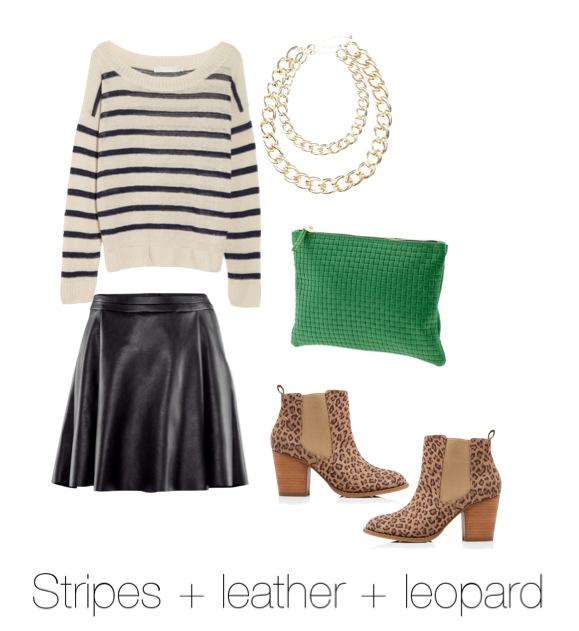 striped trends sweaters emerald