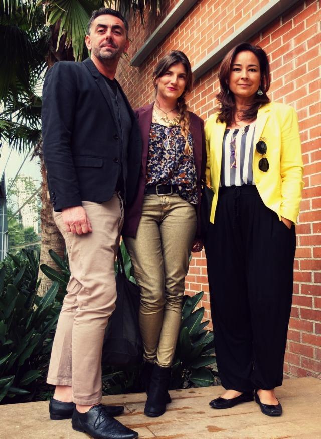 Giovanni Ottonello, Gloria Ramirez y yo