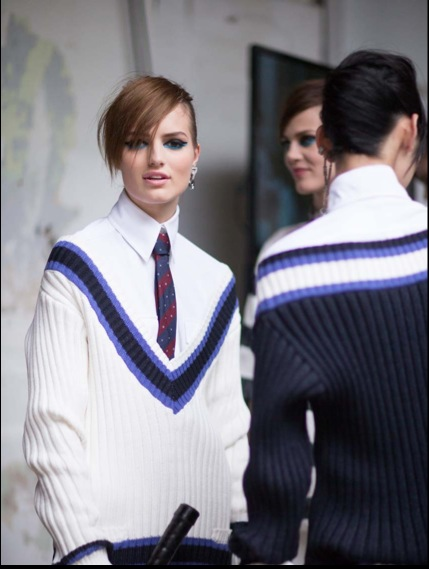 chanel cruise 2014 tie